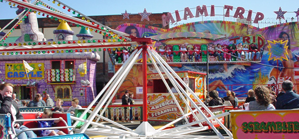 visit to a fun fair Whether this is your first visit to brighton or your hundreth,  a free day of fun and discovery for all ages at the university of sussex this week.