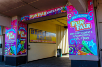 funfair-entrance